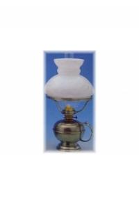 Petroleumlampe rund